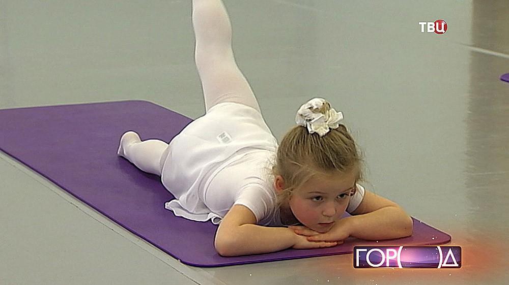 Балетная школа Илзе Лиепы