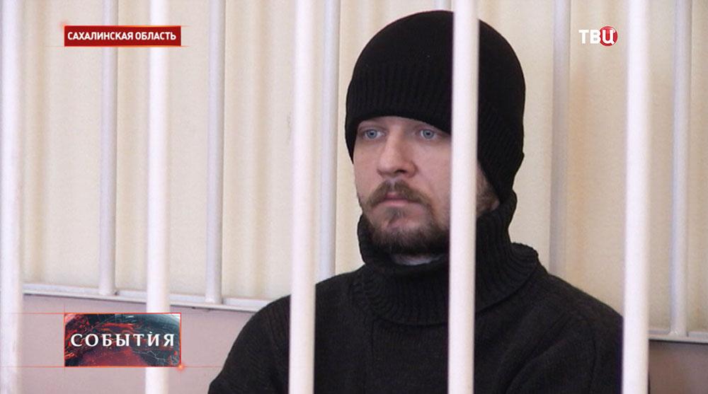 """Сахалинский стрелок"" Степан Комаров"