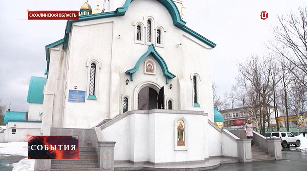 Воскресенский кафедральный собор