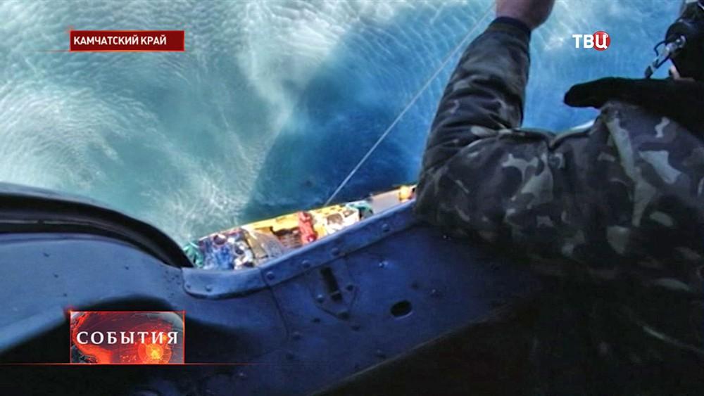 Спасательная операция моряков