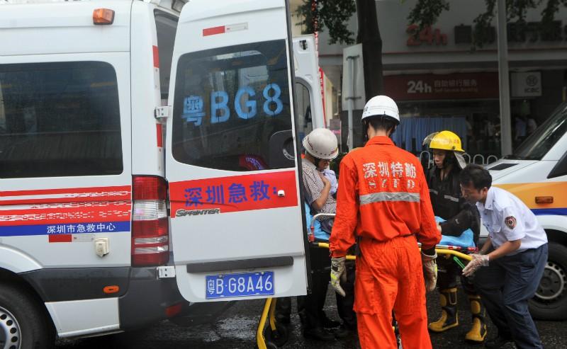 Скорая помощь в Китае