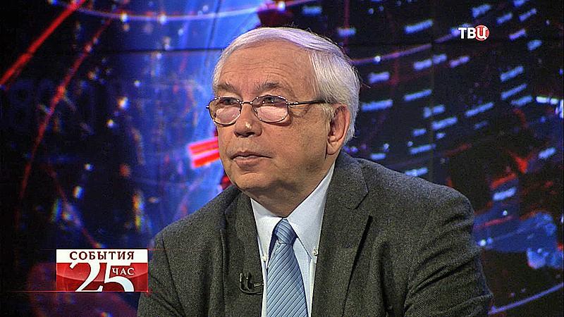 Владимир Лукин, профессор - исследователь Высшей школы экономики, чрезвычайный и полномочный посол РФ в США в 1992-1994 гг.
