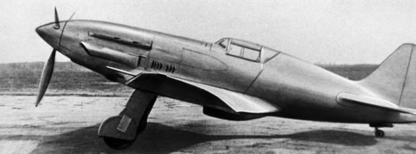 МиГ-1 (И-200). Разработан в ОКБ Микояна и Гуревича