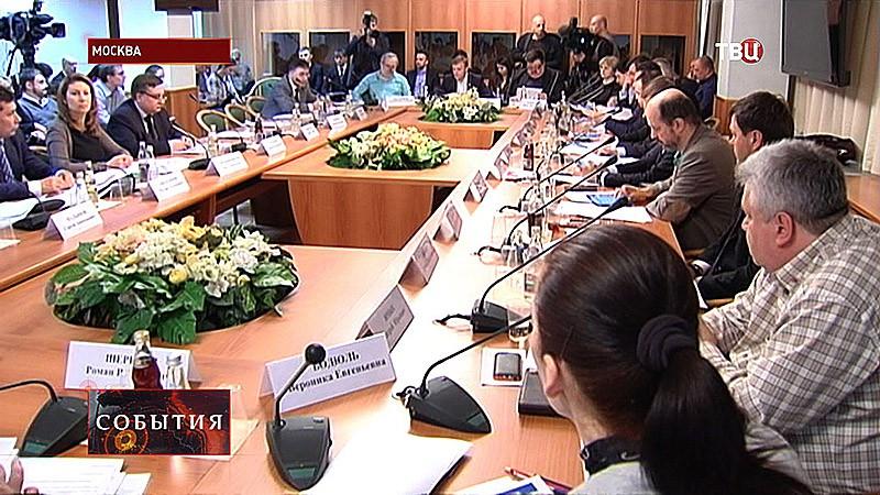 Заседании комитета Госдумы по информполитике