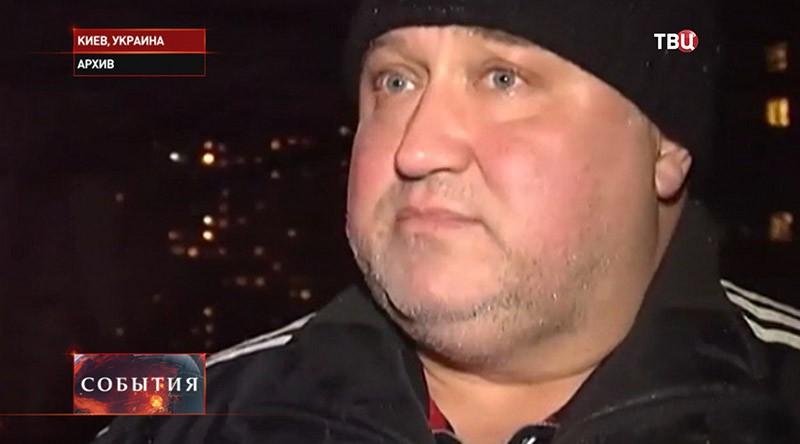 Экс-депутат Верховной Рады от Партии регионов Олег Калашников