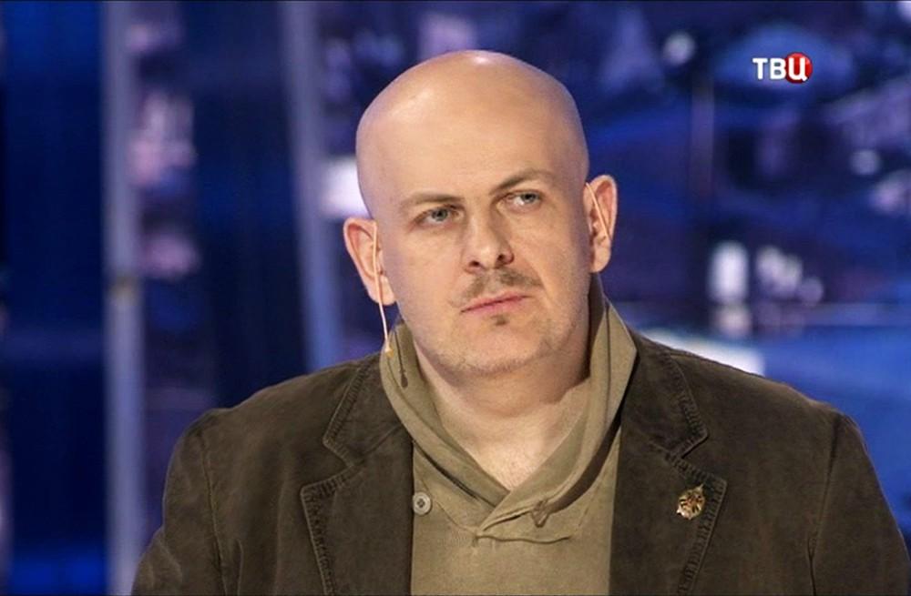 Журналист Олесь Бузина