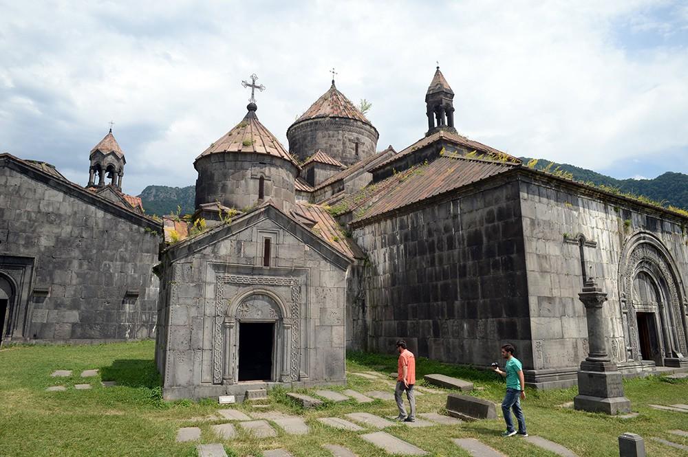 Монастырь Ахпат в Алаверди, Армения