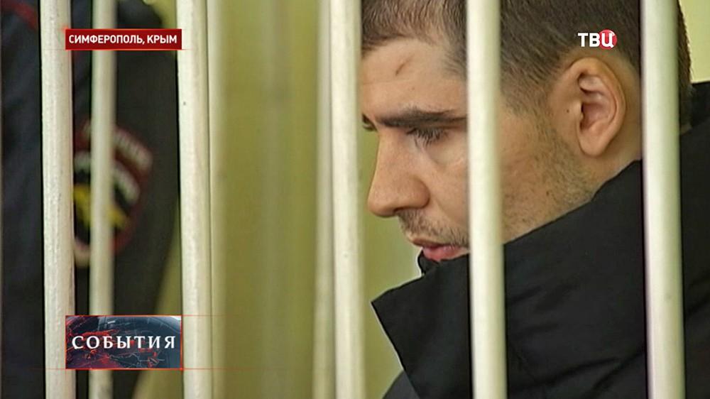Подсудимый - активист Майдана Александр Костенко