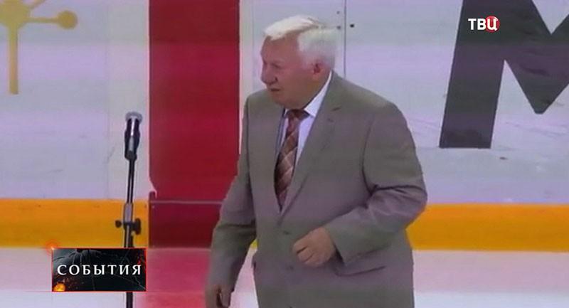 Тренер Сергей Михалев