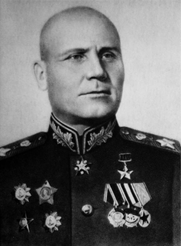 Маршал Иван Конев
