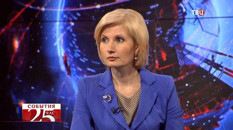 Ольга Баталина, председатель Комитета Госдумы РФ по труду, социальной политике и делам ветеранов