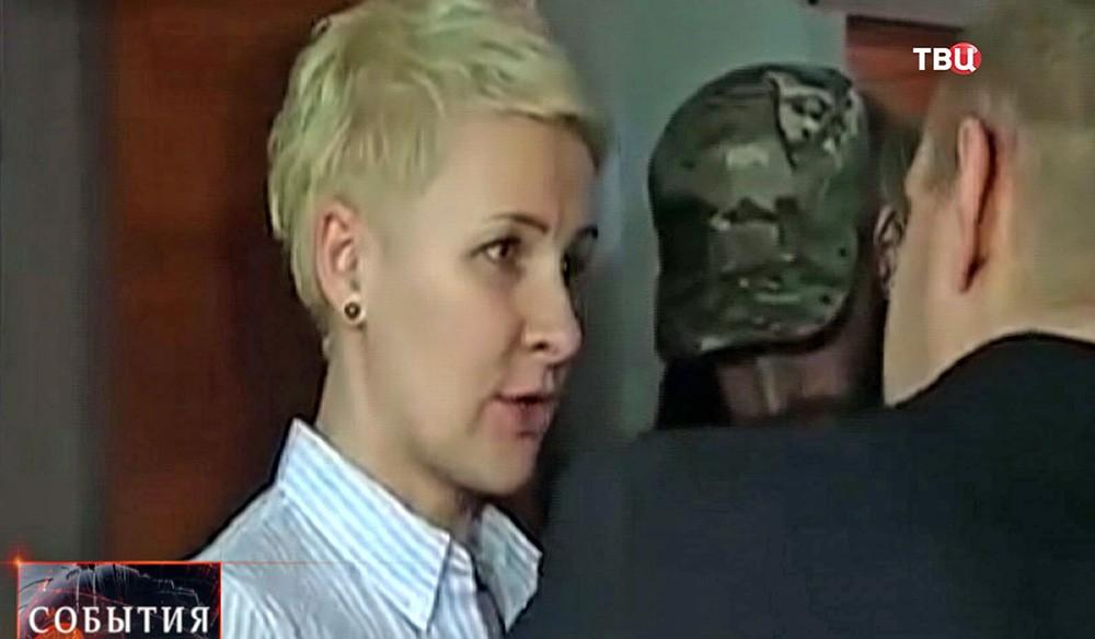 Глава люстрационного департамента Минюста Украины Татьяна Козаченко