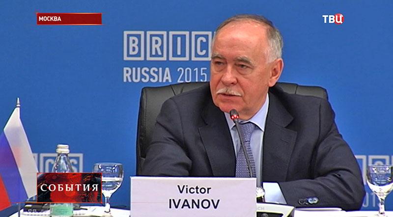 Глава Федеральной антинаркотической службы Виктор Иванов