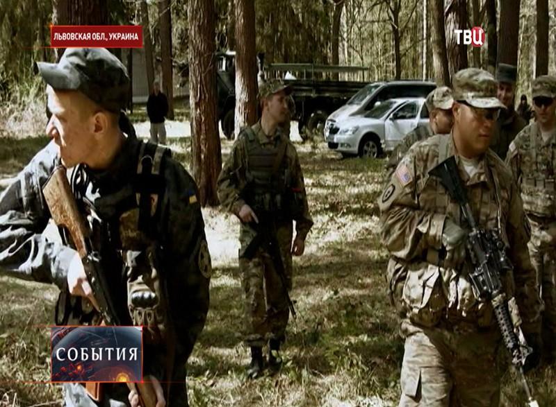 Военные действия в Львовской области