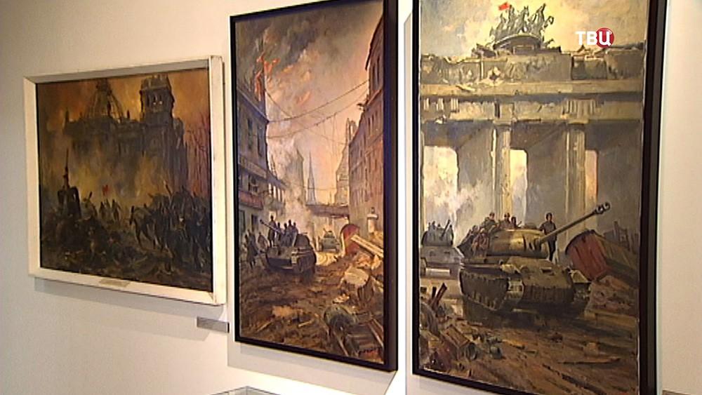 """Выставка """"Победа"""" в Историческом музее"""