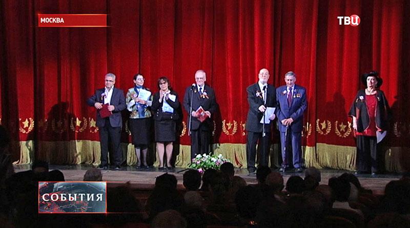 """Телевизионно-театральный фестиваль """"Артист и Война"""""""