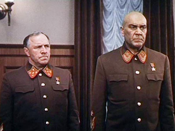 Маршалы Победы  в кино История,Вторая мировая война,Кино
