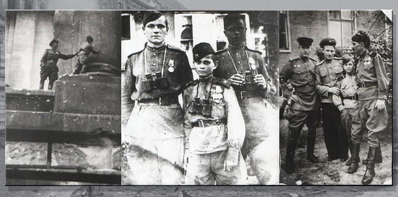 Сын полка Володя Тарновский