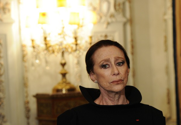 Балерина и хореограф Майя Плисецкая