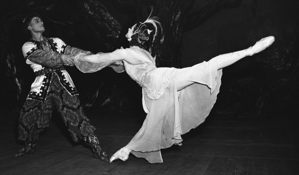 """Сцена из балета Фарида Загидулловина Яруллина """"Шурале"""""""