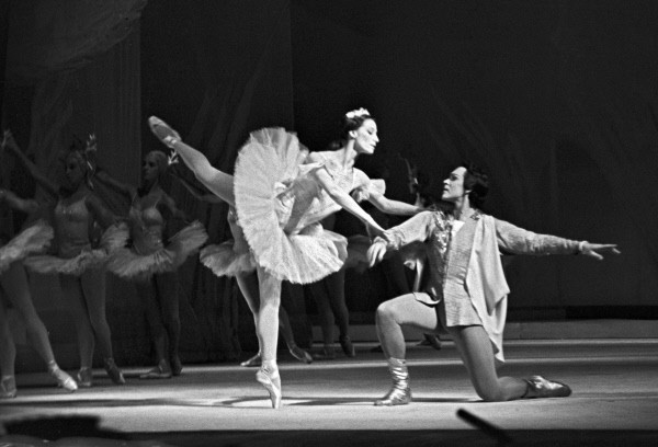 """Сцена из балета П.И. Чайковского """"Спящая красавица"""""""