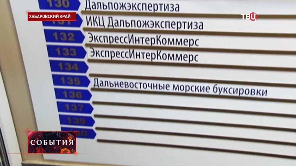 """ООО """"Дальневосточные морские буксировки"""""""