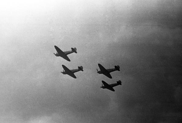 "Звено эскадрильи ""Нормандия - Неман"""