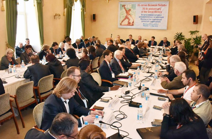 Круглый стол партии КПРФ