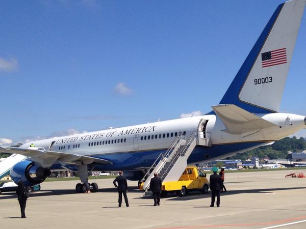 Государственный секретарь США Джон Керри прибыл в Сочи