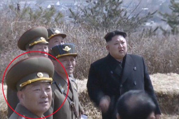 Министр обороны КНДР Хён Ён Чхоль