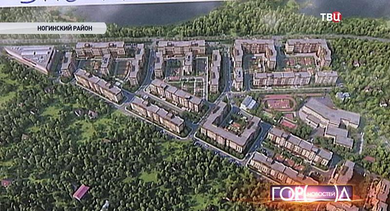 Проект строительства домов