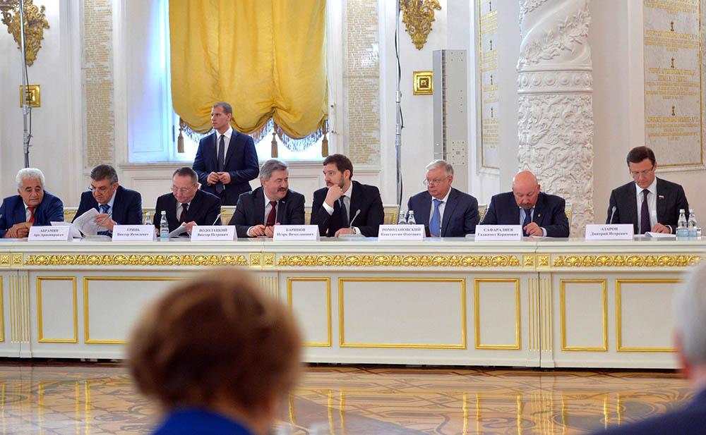 Совместное заседание Совета по межнациональным отношениям и Совета по русскому языку