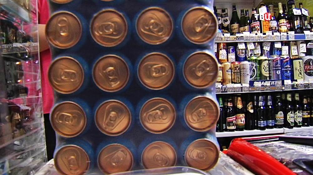 Рейд по выявлению алкоэнергетиков в торговых точках