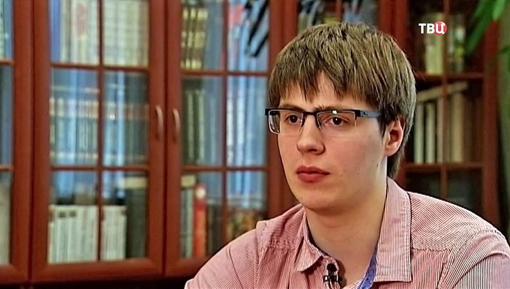 Школьник Данил Фиалковский получил международную награду по математике