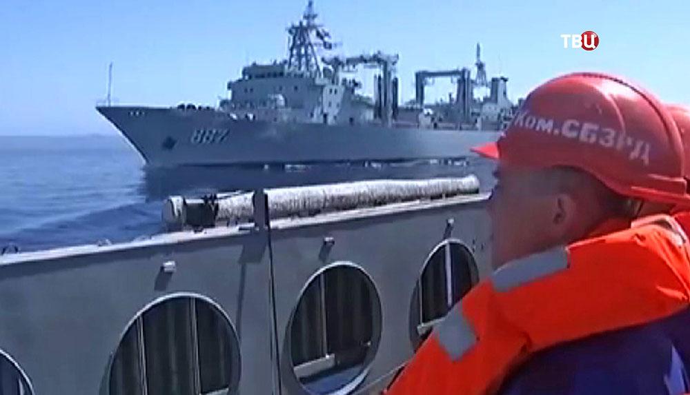 Военно-морские учения