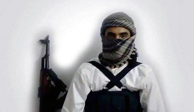 Террорист устроивший взрыв в мечети в Саудовской Аравии
