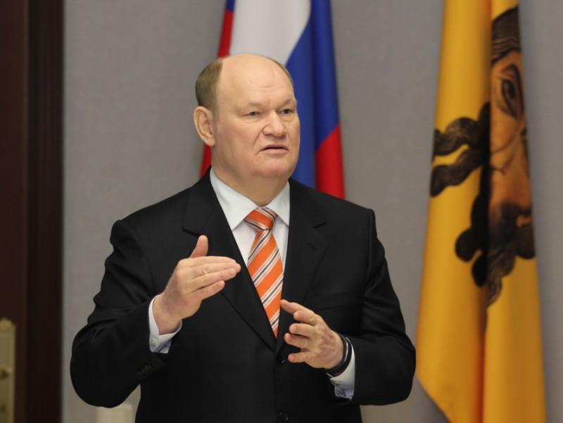 Губернатор Пензенской области Василий Бочкарев (с 1998 по 2015 гг.)