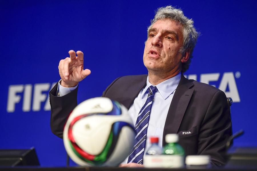 Директор ФИФА по коммуникациям Вальтер де Грегорио
