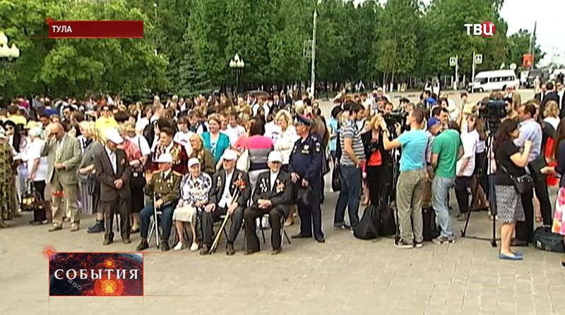 Дни московской культуры в Туле