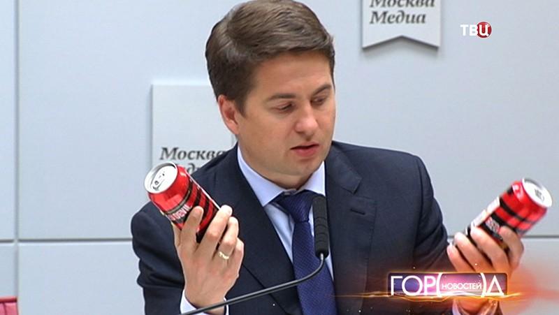 Руководитель Департамента торговли и услуг Москвы Алексей Немерюк