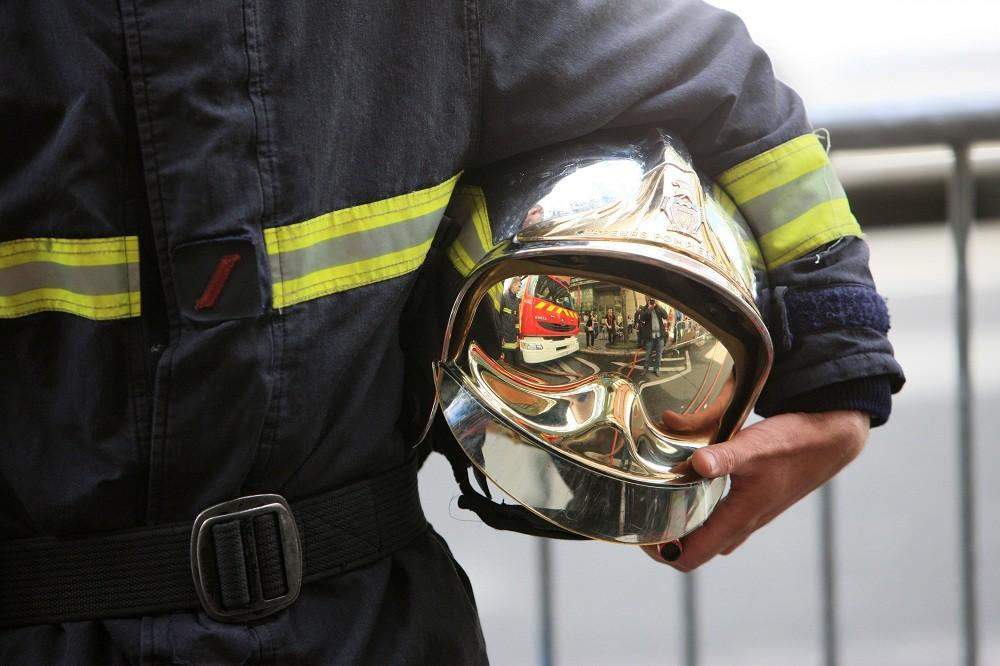 Пожарные во Франции