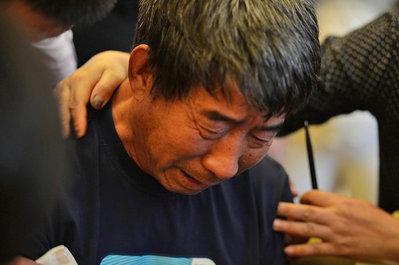 Родственник погибших крушения теплохода в Китае