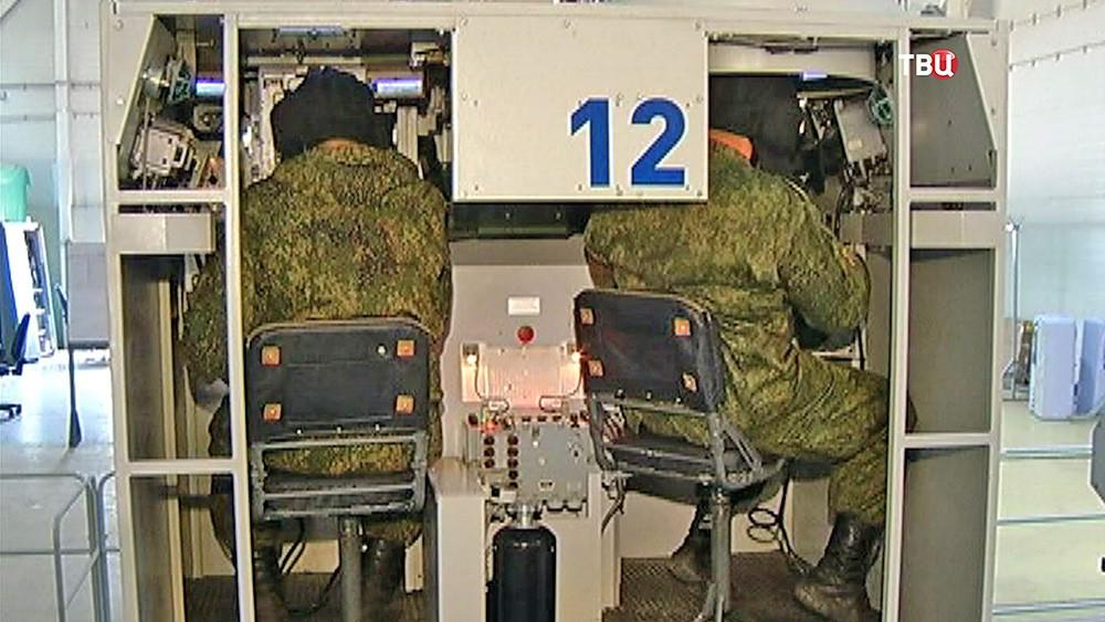 Интерактивный центр боевой подготовки Российской армии