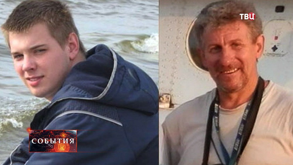 Сергей Черепанов и Михаил Антюфеев освобождённые в Судане
