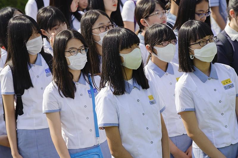 Карантин в Южной Кореи