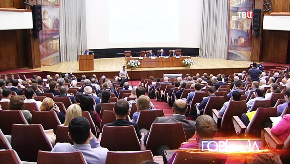 В столице открылся Конгресс московских хирургов