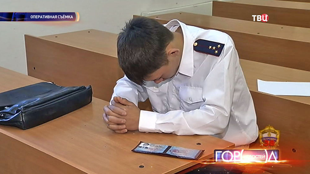 Задержан лже-сотрудник ФМС