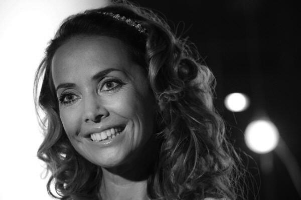 Певица Жанна Фриске