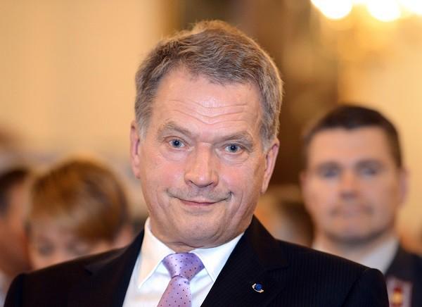Президент Финляндии Саули Ниинисте