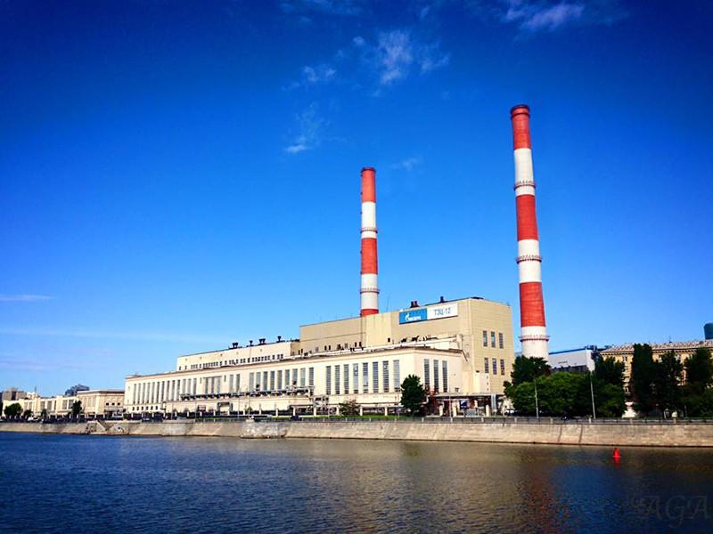 Московская ТЭЦ-12